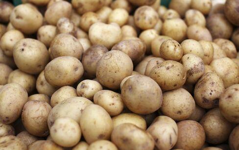 Potatoes Defended as Americas Favorite Vegetable