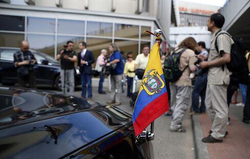 Kerry Reproaches Russia as Ecuador Considers Snowden Asylum Bid