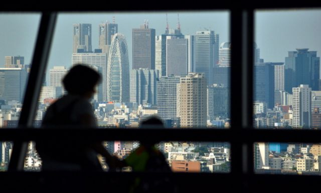 Japan's heights, now a memory?