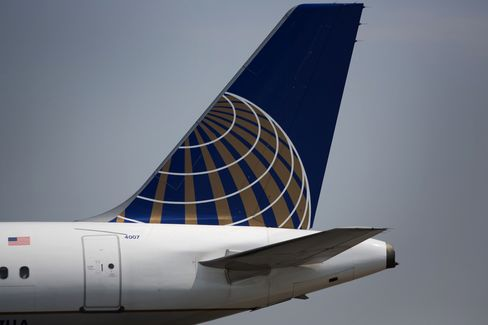 United Continental Holdings Inc. Aircraft
